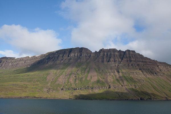31.7. Ankunft auf Island