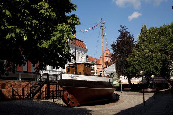 23.7. Stralsund - Deutsches Meeresmuseum