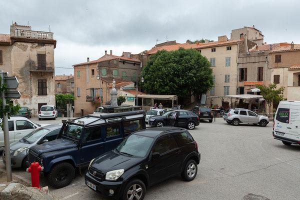 31.05. Heute fahren wir in die Balagne. Erster Stopp ist in Belgodère.
