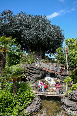 11.06. Disneyland Paris: Adventure Island