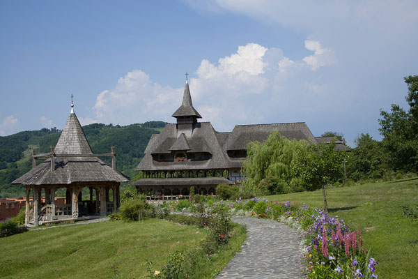 02.06. Orthodoxes Nonnenkloster, Bârsana