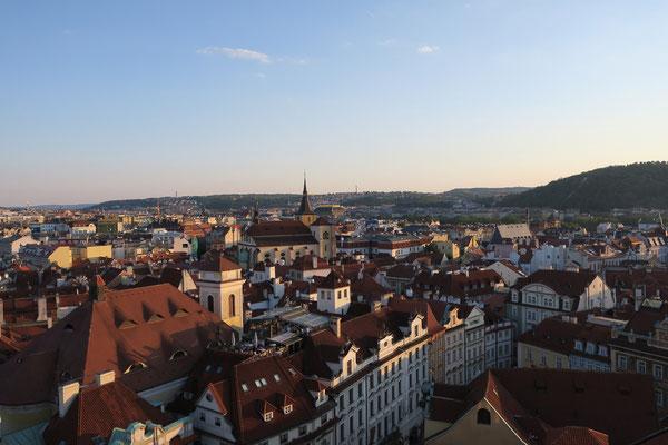 07.05. Aussicht vom Altstädter Rathaus