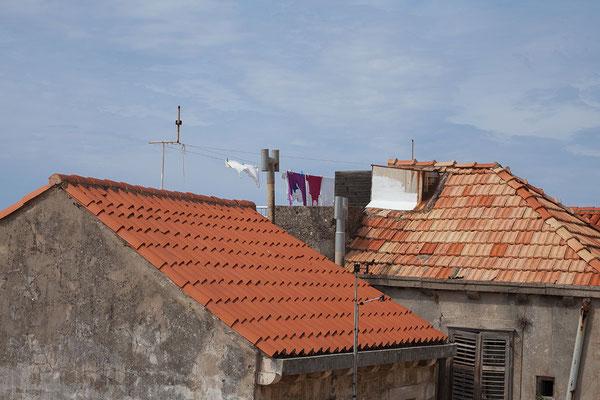 21.09. Dubrovnik - Auf der Stadtmauer