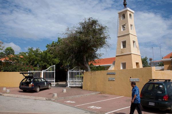Kralendijk - Regierungsgebäude