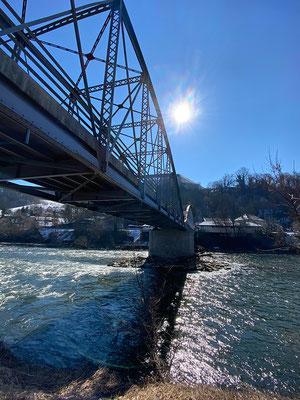 Brücke nach Slowenien