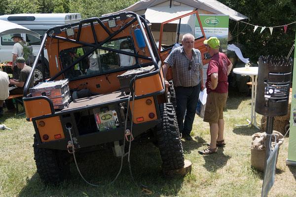 15.06. Abenteuer Allrad - Deutscher Land Rover Club e.V.