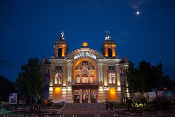 15.6. Cluj - Teatrul Naţional