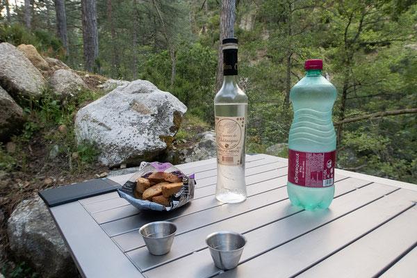 04.06. Camping Tuani, Restonica Tal