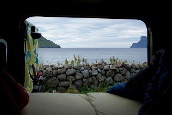 29.7. Färöer Inseln - Eysturoy - Elduvík.