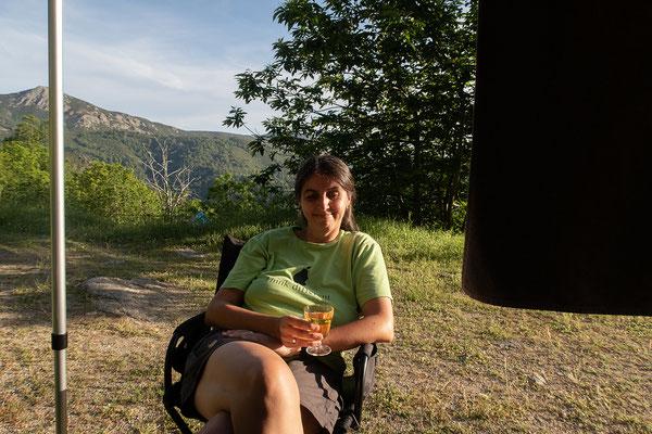 02.06. Camping L'Acciola, Evisa