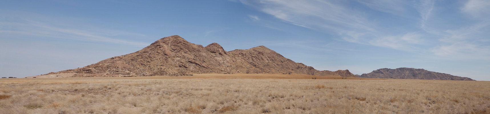 19.2. Unser heutiger Weg führt uns in den Namib-Naukluft Park