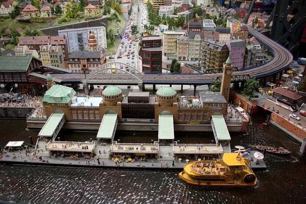 24.07. Miniaturwunderland: Hamburg