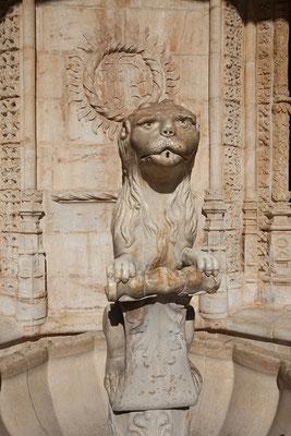 16.09. Von der Praça do Comércio fahren wir nach Belém, wo wir das Mosteiro dos Jerónimos besichtigen.