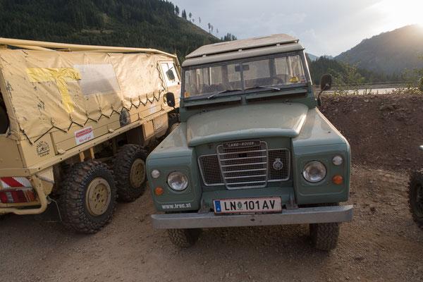 Serie III - ein Gebrauchsfahrzeug!