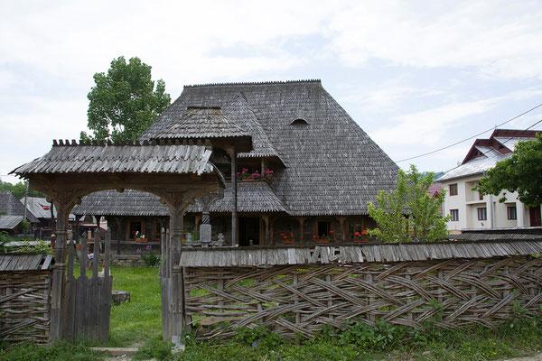 02.06. Museumshaus in Botiza