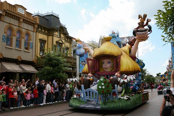 11.06. Disneyland Paris: Disney's Dream Parade