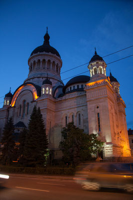 15.6. Cluj - Catedrala Ortodoxă