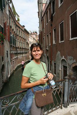 ... durch das San Marco Viertel.