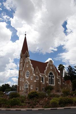 29.2. Windhoek - Christuskirche