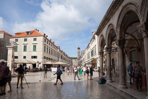 21.09. Dubrovnik  - Luža Platz
