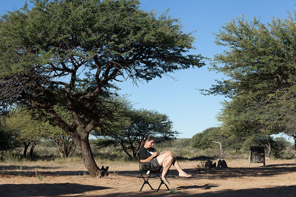 16.05. Kalahari Bush Breaks