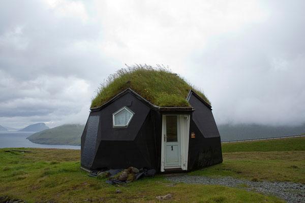 30.7. Färöer Inseln - Streymoy - Eazy Domes bei Vestmanna