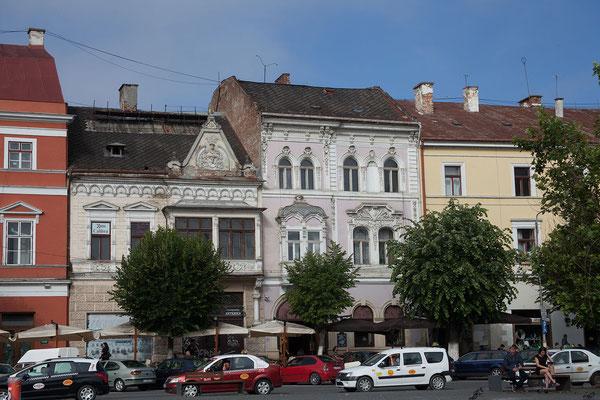 16.6. Cluj - Piaţa Unirii
