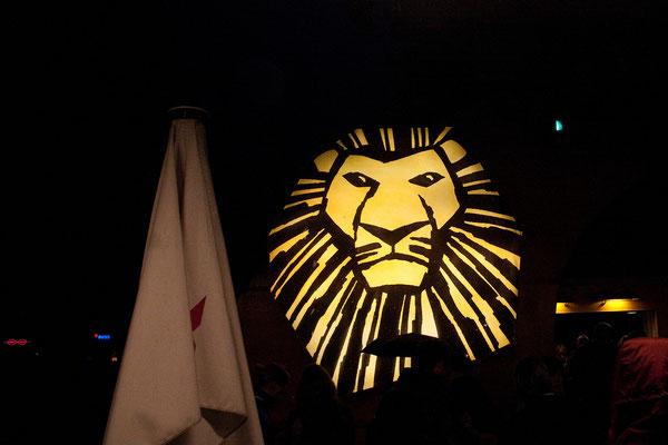 24.07. König der Löwen Theater