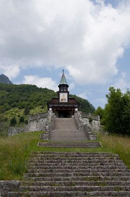 Javorca Kirche