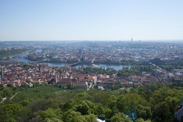 07.05. Petřín: Rozhledna Aussichtsturm