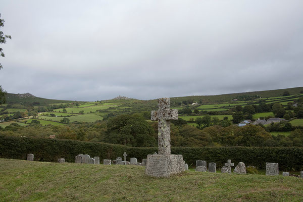 12.09. Widecombe in the Moor, Dartmoor