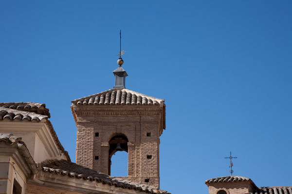 26.09. Toledo: Plaza del Salvador