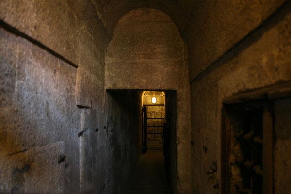 13.09. Dogenpalast: durch die Seufzerbrücke zu den Kerkern