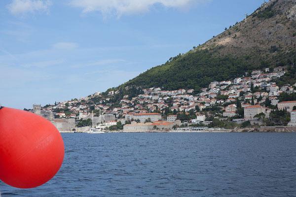 21.09. Von Mlini nach Dubrovnik