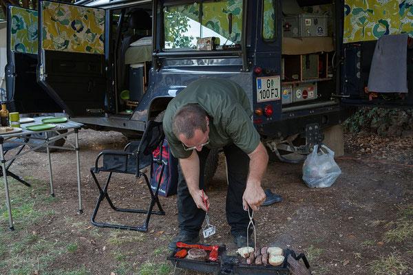 20.09. Mlini, Camping Kate