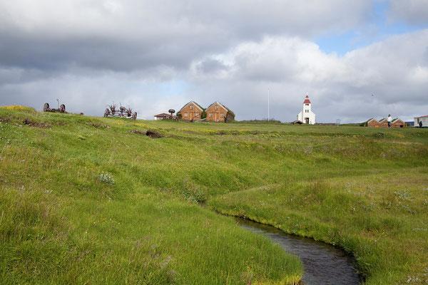 31.7. Möðrudalur - erste Hochlandeindrücke