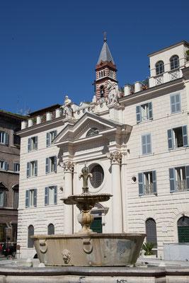 22.05. Piazza Farnese
