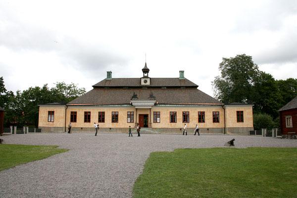 Skansen, Skogaholm Manor