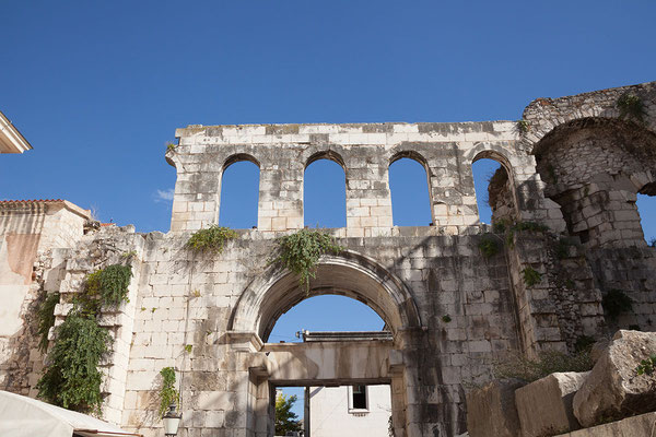 22.09. Split - Diokletianspalast