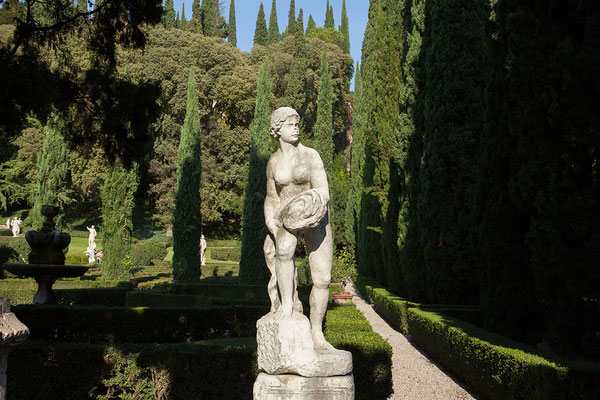 23.09. Verona - Giardino Giusti