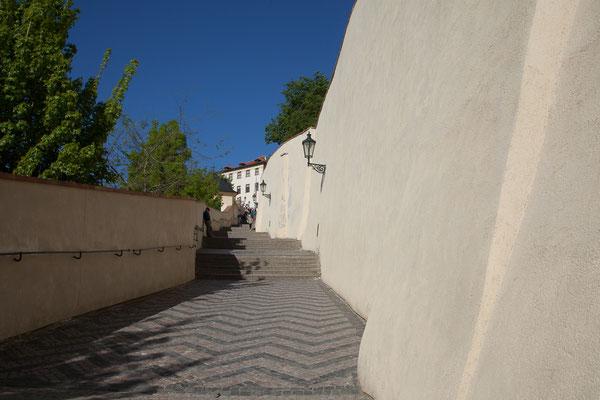 08.05. Es geht auf die Prager Burg