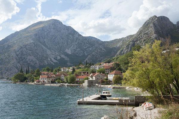 18.9. Bucht von Kotor