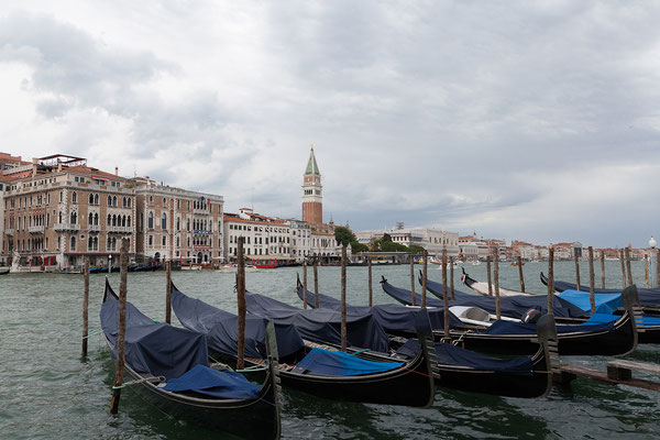 30.06. Blick auf San Marco
