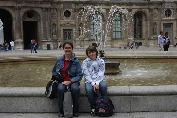 12.06. Wir werfen einen Blick in den Louvre