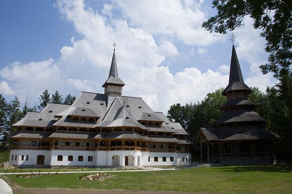 31.05. Mănăstirea Sfântul Arhanghel Mihail Săpânța-Peri