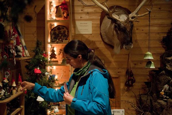 5.8. Weihnachtshaus  Jólagarðurinn nahe Akureyri