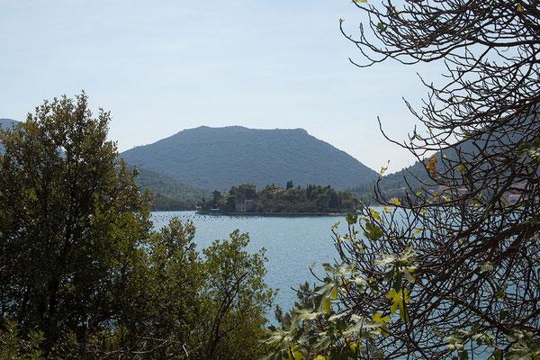 4.9.  Blick auf die für die Muschelzucht bekannte Halbinsel Pelješac.