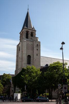 14.06. Église St. Germain des Prés