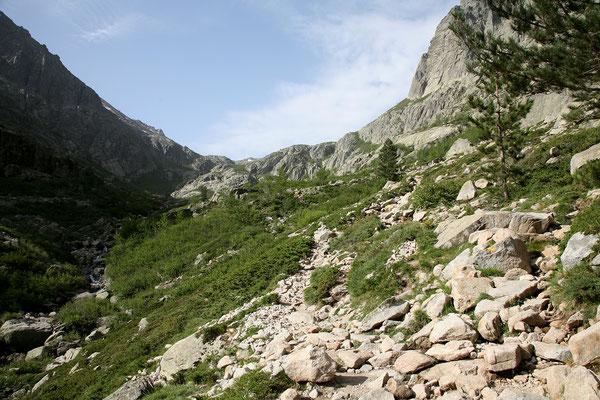 25.5. Restonica Tal: Wanderung