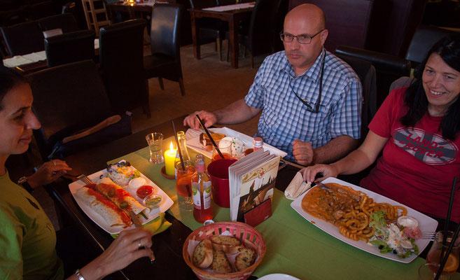 "Abendessen im ""La Canchanchara"""